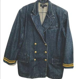 Vintage Polo Ralph Lauren Denim jeans Jacket L
